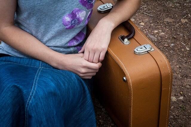 On edullista matkustaa pelkillä käsimatkatavaroilla